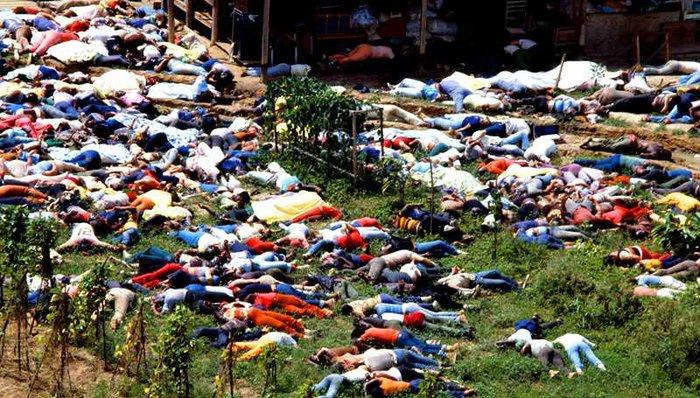 Η συγκλονιστική μαζική αυτοκτονία των οπαδών της αίρεσης του Τζιμ Τζόουνς - εικόνα 5