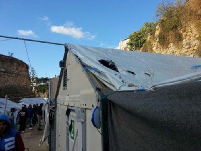 Σοβαρός τραυματισμός Σύρου πρόσφυγα στο κεφάλι με πέτρα στη Χίο - εικόνα 10