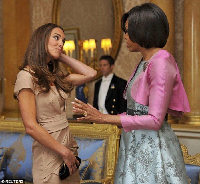 Το μυστικό ομορφιάς της Κέιτ που δεν αποχωρίζεται η Μισέλ Ομπάμα - εικόνα 3