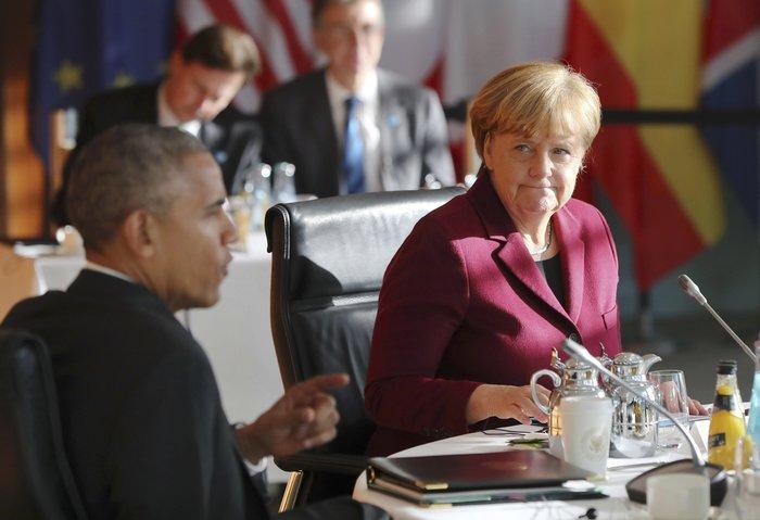 Διαβεβαιώσεις Ομπάμα-Ευρωπαίων για συνέχιση συνεργασίας στο ΝΑΤΟ