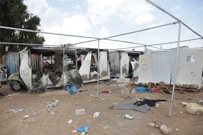 Σοβαρός τραυματισμός Σύρου πρόσφυγα στο κεφάλι με πέτρα στη Χίο - εικόνα 2