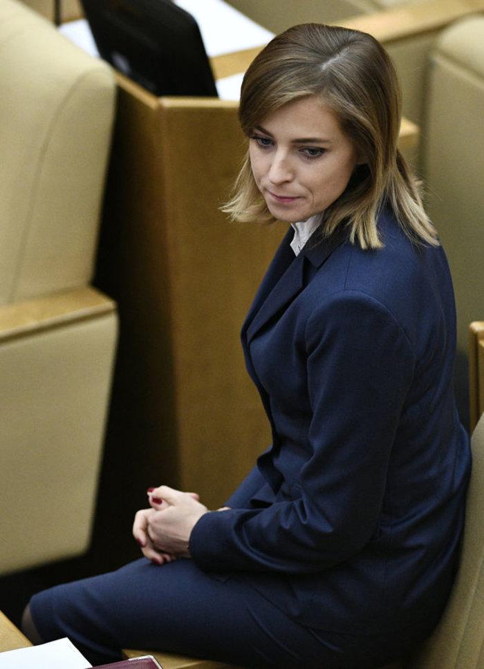 Ομορφιά και πολιτική: Οι πιο γοητευτικές βουλευτίνες της Ρωσίας
