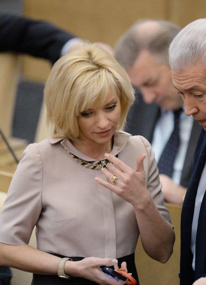 Ομορφιά και πολιτική: Οι πιο γοητευτικές βουλευτίνες της Ρωσίας - εικόνα 3