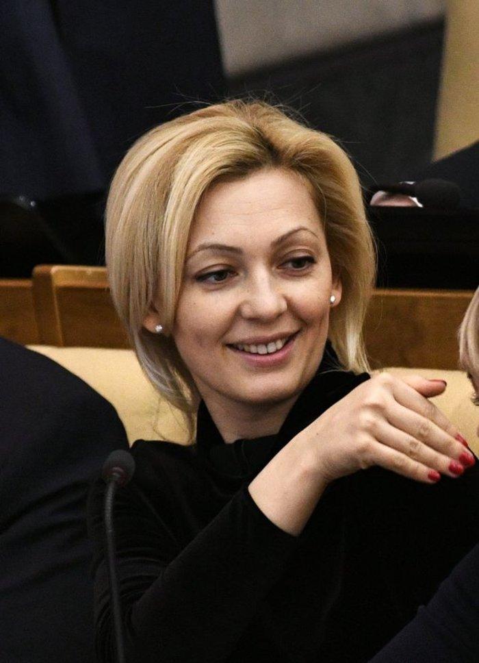 Ομορφιά και πολιτική: Οι πιο γοητευτικές βουλευτίνες της Ρωσίας - εικόνα 4