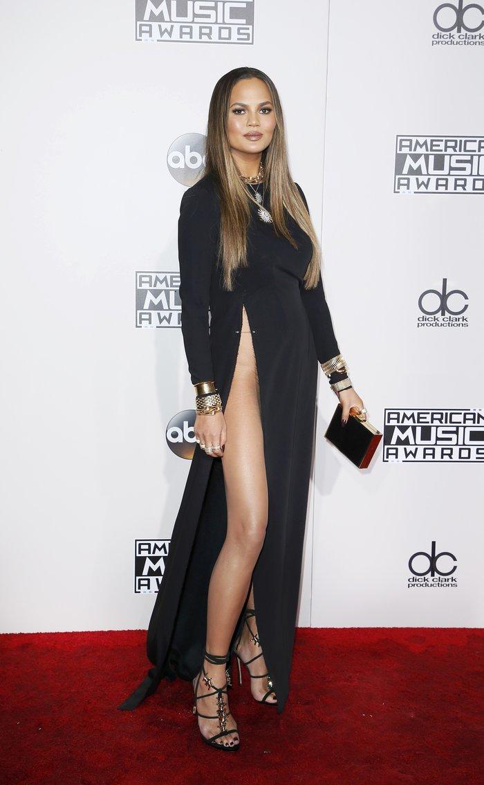 American Music Awards: Η αποθέωση του κιτς σε μια βραδιά [Εικόνες]
