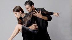 H μαγεία και το αυθεντικό πάθος ενός tango sensual στο Half Note