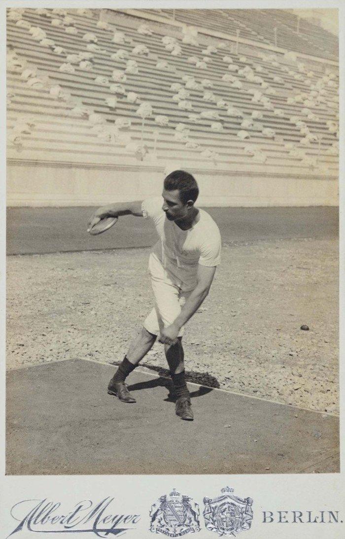 Το καταπληκτικό λεύκωμα των πρώτων Ολυμπιακών Αγώνων - εικόνα 2
