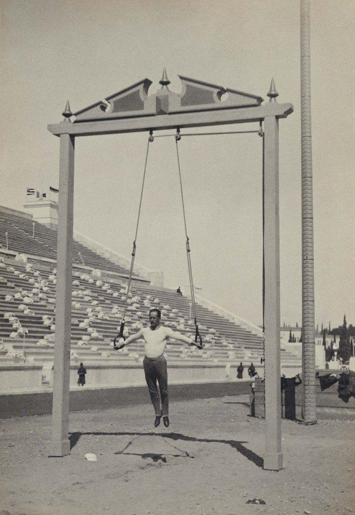 Το καταπληκτικό λεύκωμα των πρώτων Ολυμπιακών Αγώνων - εικόνα 3