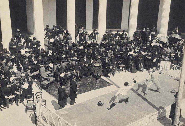 Το καταπληκτικό λεύκωμα των πρώτων Ολυμπιακών Αγώνων - εικόνα 4