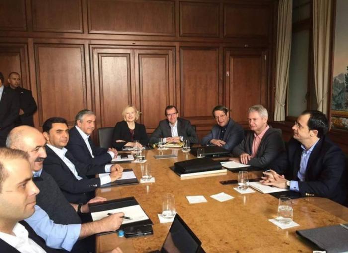 Ναυάγιο στο Μοντ Πελεράν στις διαπραγματεύσεις για το Κυπριακό - εικόνα 2