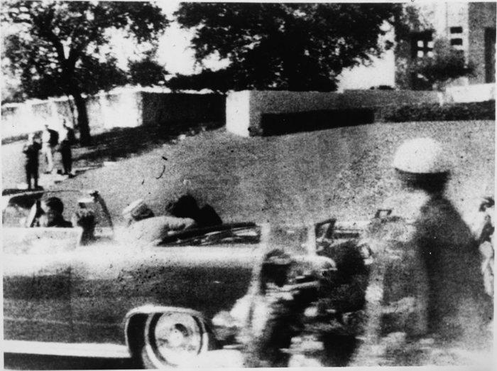 22 Νοεμβρίου: Η ημέρα που δολοφονήθηκε ο Τζον Κένεντι - εικόνα 7