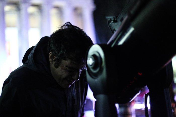 Οι Αθηναίοι στο τηλεσκόπιο για να δουν τον κόκκινο πλανήτη - εικόνα 3