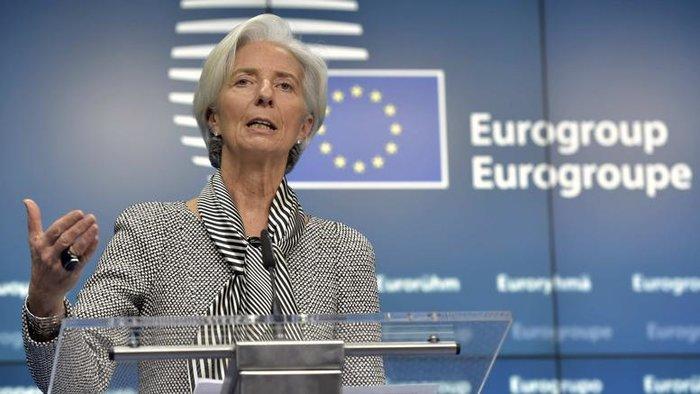 Η γενική διευθύντρια του ΔΝΤ Κριστίν Λαγκάρντ