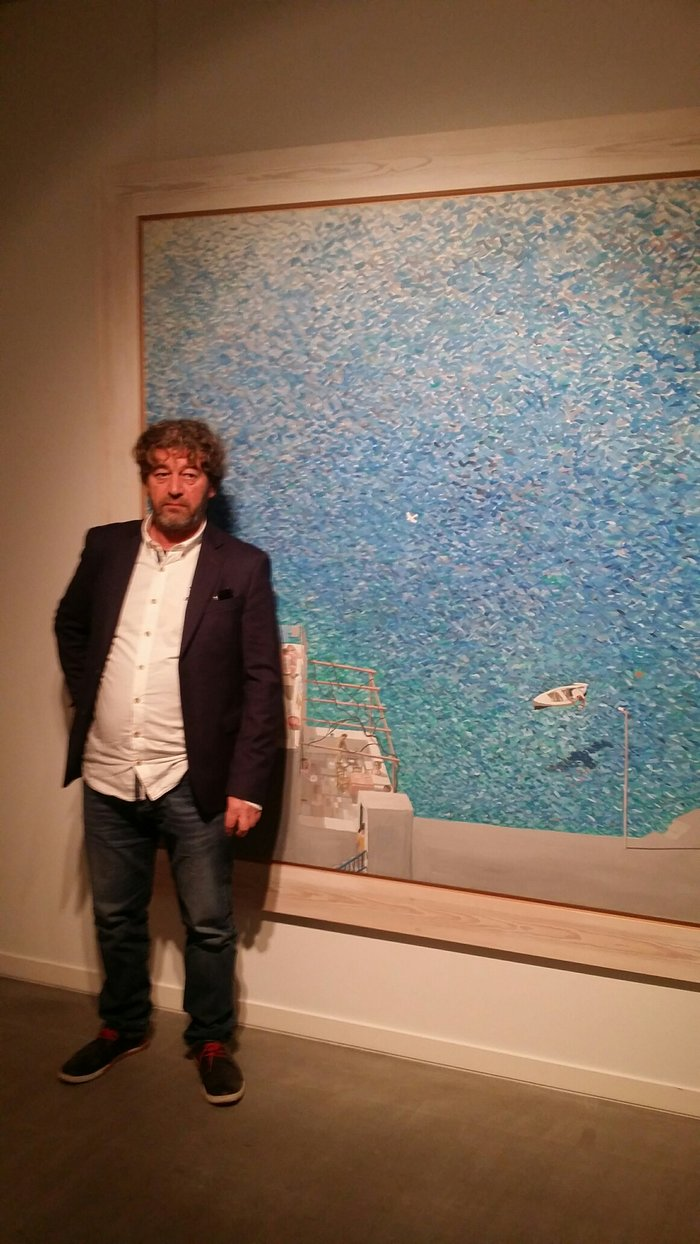 Κ.Παπανικολάου: Κάθε πίνακας και μια ιστορία.Αναδρομή από τη συλλογή Φέλιου