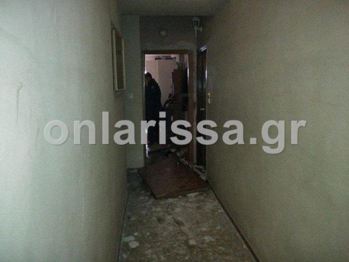 Εικόνες σοκ από έκρηξη φούρνου μικροκυμάτων στη Λάρισα - εικόνα 2