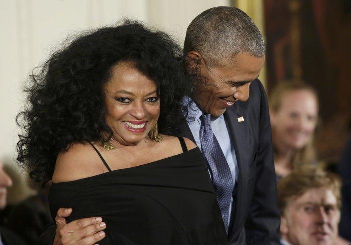 Τα δάκρυα της Ελεν ντε Τζενέρις, ο Χανκς & ο Ντε Νίρο:Η βράβευση από Ομπάμα - εικόνα 14