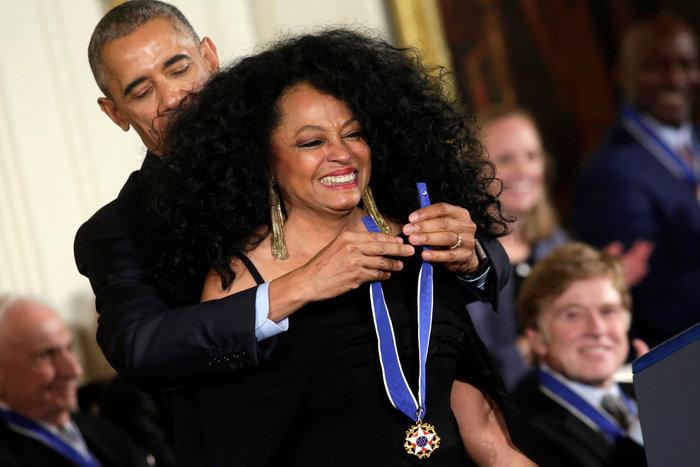 Τα δάκρυα της Ελεν ντε Τζενέρις, ο Χανκς & ο Ντε Νίρο:Η βράβευση από Ομπάμα - εικόνα 7