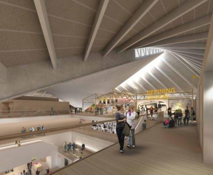 Μπείτε στο ολοκαίνουργιο Μουσείο Design του Λονδίνου που ανοίγει αύριο