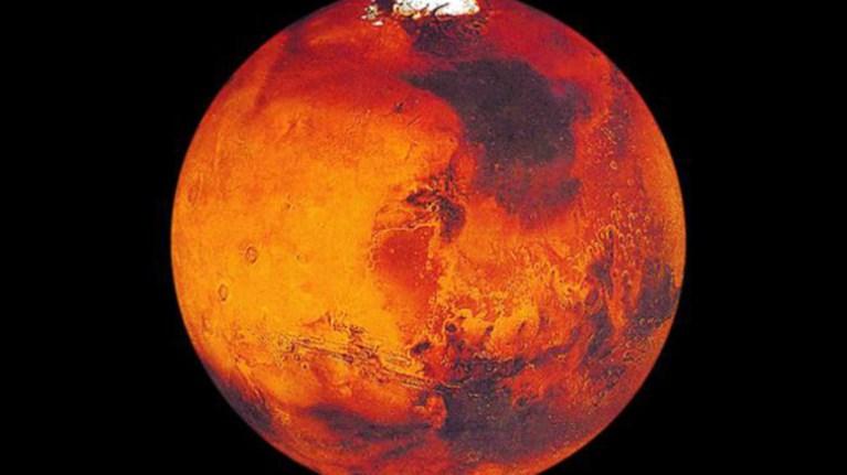 Νέο υπόγειο ρεζερβουάρ νερού όσο το Μεξικό βρήκαν στον Αρη