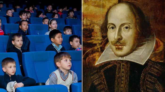 Ο Σαίξπηρ των παιδιών στο Μέγαρο Μουσικής