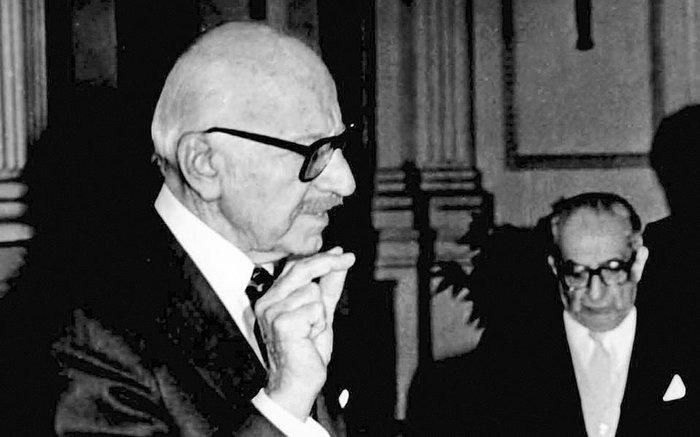 Ο Ξενοφών Ζολώτας στην ορκωμοσία του για ανανέωση της θητείας του ως Διοικητού Τραπέζης της Ελλάδος