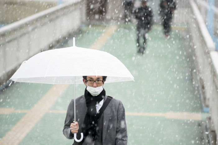 Χιονίζει Νοέμβριο στο Τόκυο για πρώτη φορά μετά από 54 χρόνια! - εικόνα 9