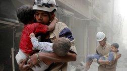 Πάνω από 32 άμαχοι, μεταξύ τους παιδιά, νεκροί από βομβαρδισμό