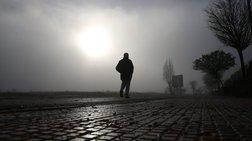 Συννεφιά, ομίχλη και νοτιάδες - Δείτε πού θα βρέξει