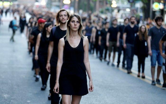 Διαμαρτυρίες στην Λατινική Αμερική για την κακοποίηση γυναικών