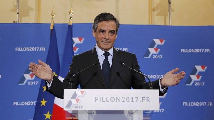 Θρίαμβος του Φιγιόν, πήρε το χρίσμα της γαλλικής Δεξιάς