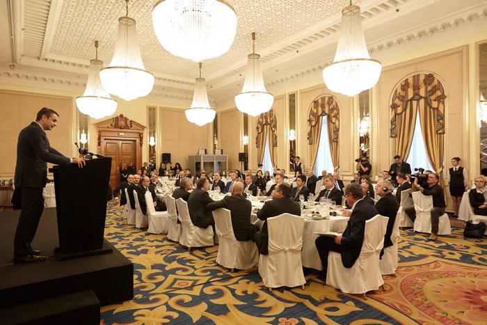 Μητσοτάκης: Μόνο γενναία μείωση φορολογικών συντελεστών θα φέρει επενδύσεις - εικόνα 2
