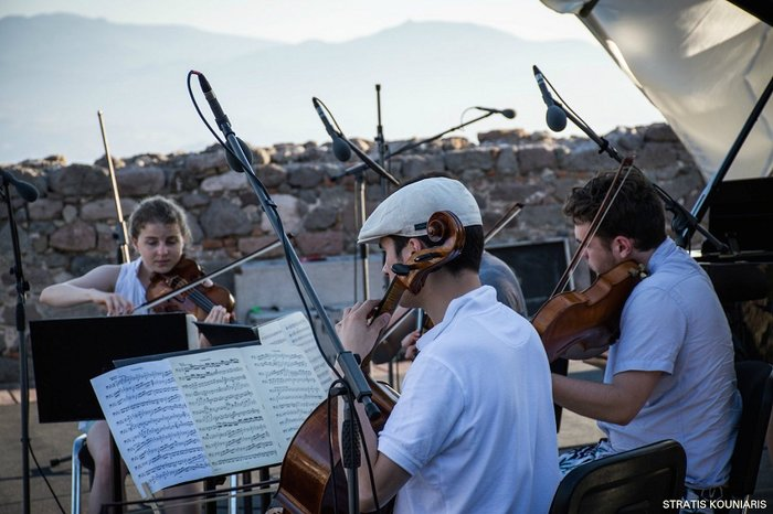 Molyvos International Music Festival 2016