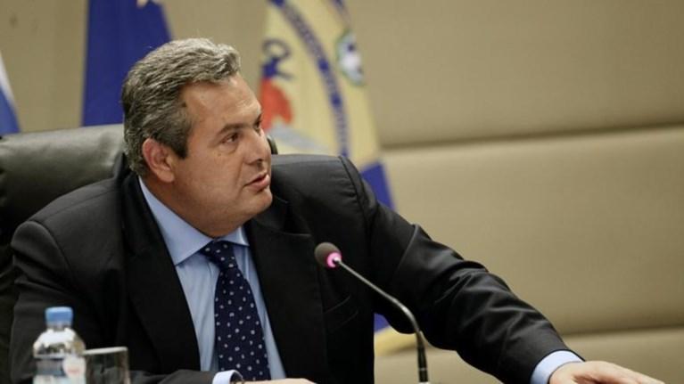 Καμμένος: Δεν μπορεί να υπάρξει λύση του Κυπριακού με εγγυήσεις