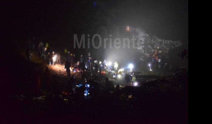 Οδύνη στην Κολομβία από τη συντριβή που ξεκλήρισε ομάδα - εικόνα 7