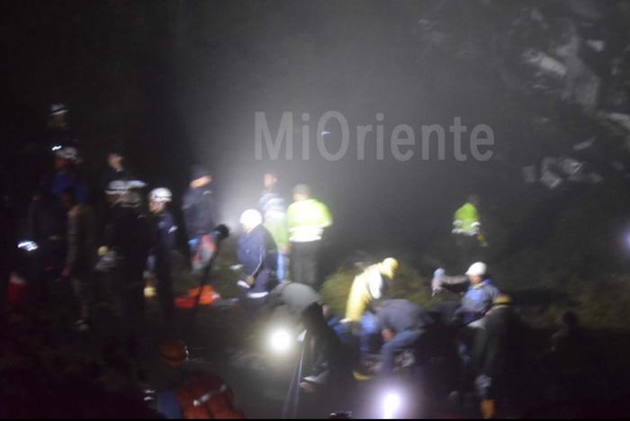 Οδύνη στην Κολομβία από τη συντριβή που ξεκλήρισε ομάδα - εικόνα 8
