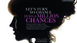Η Schwarzkopf στηρίζει τις γυναίκες με το Million Chances