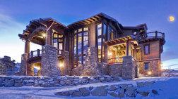 20 υπέροχα σπίτια στα οποία θα θέλαμε να περάσουμε τον χειμώνα μας