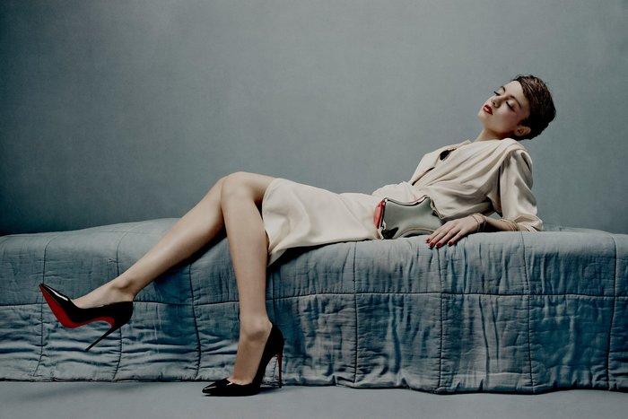 Mια 23χρονη από την Κρήτη έγινε «μούσα» του Louboutin και ποζάρει στη Vogue - εικόνα 6