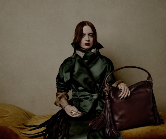 Mια 23χρονη από την Κρήτη έγινε «μούσα» του Louboutin και ποζάρει στη Vogue - εικόνα 8