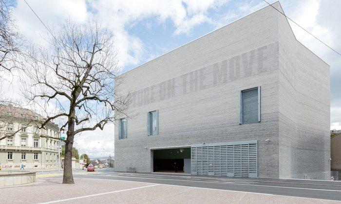 4. Kunstmuseum Basel, by Christ & Gantenbein