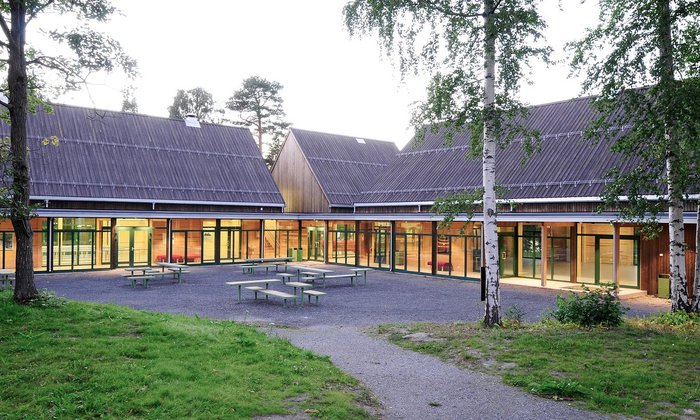 6. Utøya Hegnhuset, by Blakstad Haffner