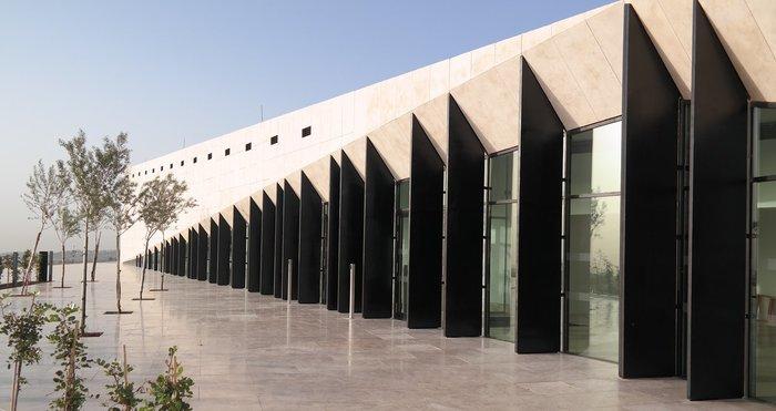Palestinian Museum, Birzeit, by Heneghan Peng