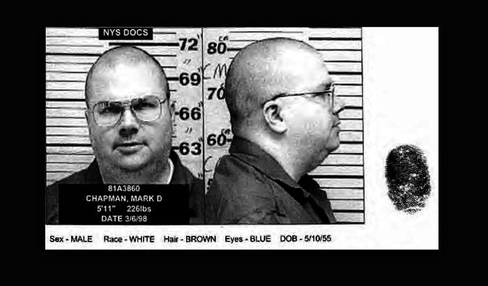 Μαρκ Τσάπμαν, ο δολοφόνος του Τζον Λένον