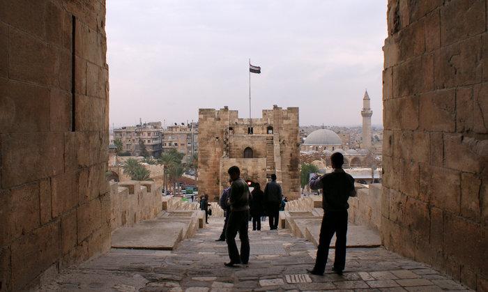 Χαλέπι: 'Ηταν κάποτε μια παραμυθένια... πόλη [ΕΙΚΟΝΕΣ]