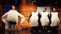 «Στην Κιβωτό στις οκτώ»: Μία έκτακτη παράσταση μέσα στα Χριστούγεννα