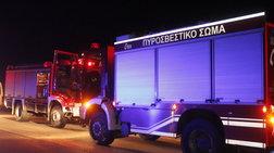 Πυρκαγιά σε μονοκατοικία στο Χαλάνδρι