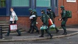 Κρατούμενοι πήραν τον έλεγχο σε πτέρυγες φυλακής στη Βρετανία