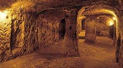 Στην υπόγεια πολιτεία που φιλοξενούσε 20.000 ανθρώπους (ΦΩΤΟ)