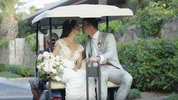 Το πιο ρομαντικό βίντεο γάμου είναι του Μάικλ Φελπς και της Νικόλ Τζόνσον