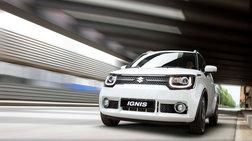 IGNIS: Το νέο μικρό αστικό (και υπεραστικό) SUV από τη Suzuki από 11.530€